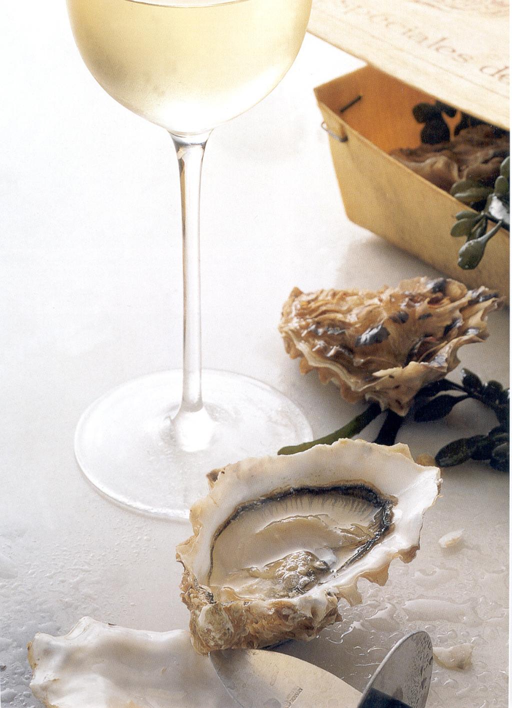 Ostriche & Vino