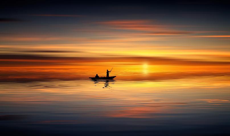 sunset-mare
